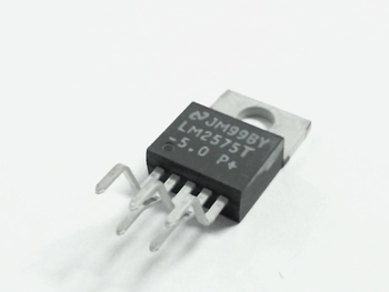LM2575T 5 volt