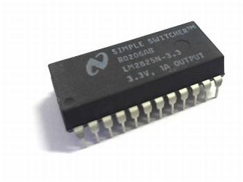 LM2825N 3.3 voltage regulator