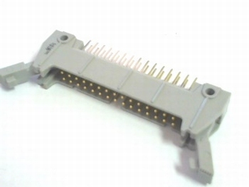Header male connector 2x15 pins