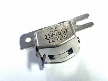 Cassettdeck kop 15RAA4 T2725