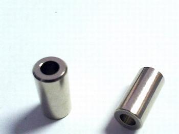 Metalen afstandsbus rond 12mm