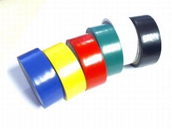 Assortiment isolatietape 6 kleuren
