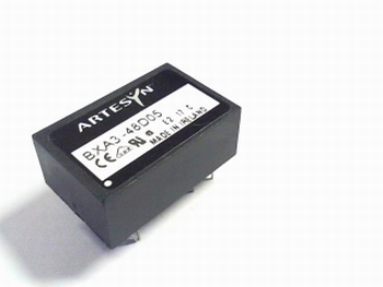 BXA3-48D05 DC-DC module  IN 36-75VDC OUT 5.0V 250mA