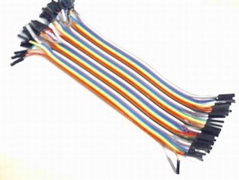 Female to Female Jumper wires voor Arduino en breadboard