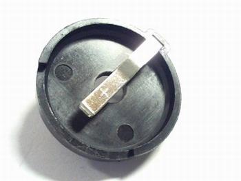 Knoopcel batterijhouder 23mm