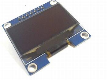 OLED display 1,3 inch 7 pins