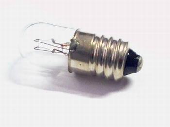 Lampje 24 volt met E10 schroefdraad
