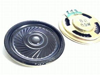 Miniatuur luidspreker 0,5 watt 28mm