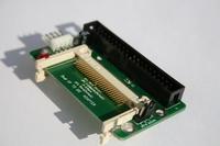 Compact flash adapter dubbel 90 graden