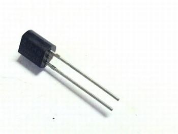 LM335AZ temperatuur sensor