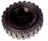 Set wielen 61mm diameter