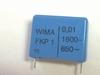 Condensator FKP1 0,01uF 10% 1600V