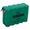 Batterijpack NiMH 12 V 600 mAh