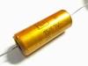 Electrolytische bipolaire condensator  ROE 15 uF 63 Volt