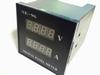 Digitale paneelmeter 5V AC en 5A  AC