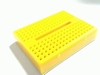 Breadboard mini geel