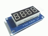 4 number TM1637 LED display module