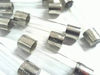Zekering 2A 250V 6x32 TRAAG