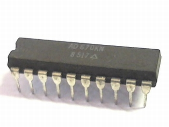 AD670KN single SAR 8 bit parallel
