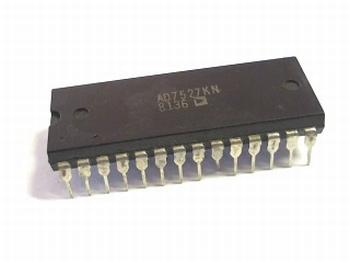 AD7527KN CMOS 10 BIT DAC