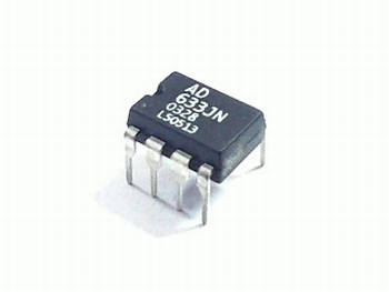 AD633JN ANALOG MULTIPLIER  8 pin DIP