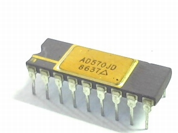 AD570JD ADC 8 bit single sar parallel