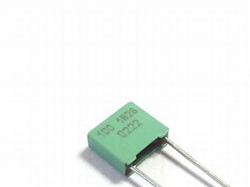 MKT condensator 47nF 100V
