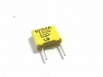 Condensator FKC2 1500pF 2,5% 100V