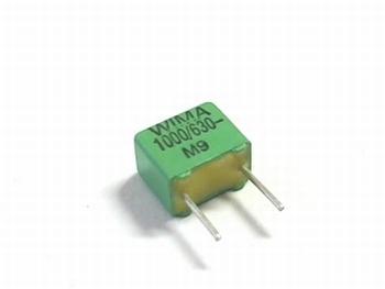 Capacitor FKP2 1000pF 10% 630V