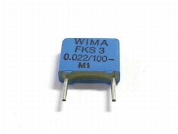 Capacitor FKS3 0,022uF 20% 100V