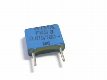 Capacitor  FKS3 0,015uF 20% 100V