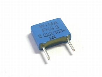 Condensator FKS3 0,022uF 20% 100V