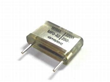 Condensator MP3X2 2200pF 10% 250V