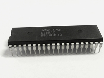 D765AC Floppy disk controller