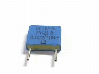 Condensator FKS3 0,022uf 100volt