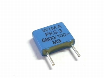 Condensator FKS3 6800 pf 100volt