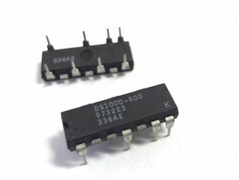 DS1000-500 delay line