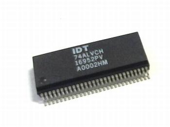 IDT74ALVCH16952PV bus transciever
