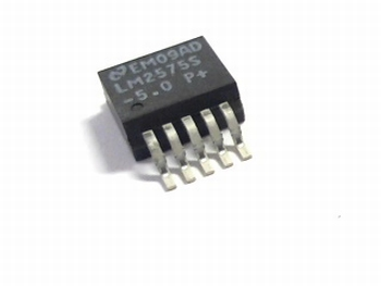 LM2575S - 5.0 voltage regulator
