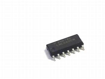 LMC660CM SMD