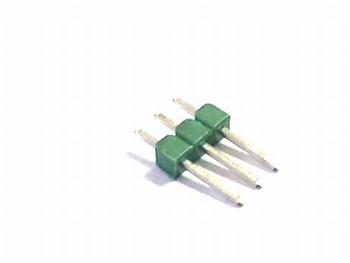 Header 3 pins rm 2.54