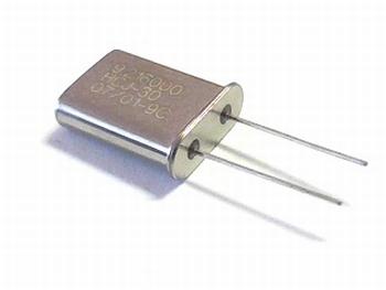 Quartz crystal 9,21600 mhz