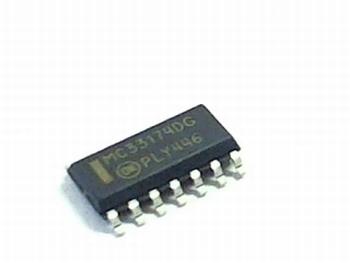MC33174DR2 - OP-AMP