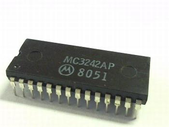 MC3242AP Memory Address Multiplexer