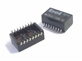 Bel Fuse - S553-1506-6F Telecom Transformer