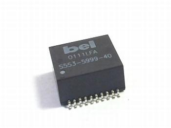 Bel Fuse - S553-5999-40 Telecom Transformer