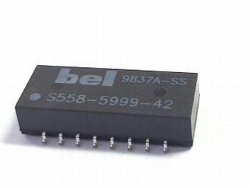 Bel Fuse - S558-5999-40 Telecom Transformer