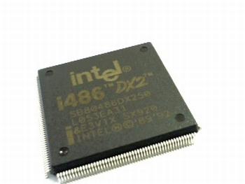 SB80486DX250 CPU I486