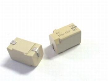 SMD ELCO 100uF 16V