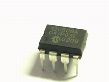 PIC12C508 - 04/P